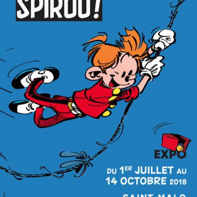 Affiche événement Spirou