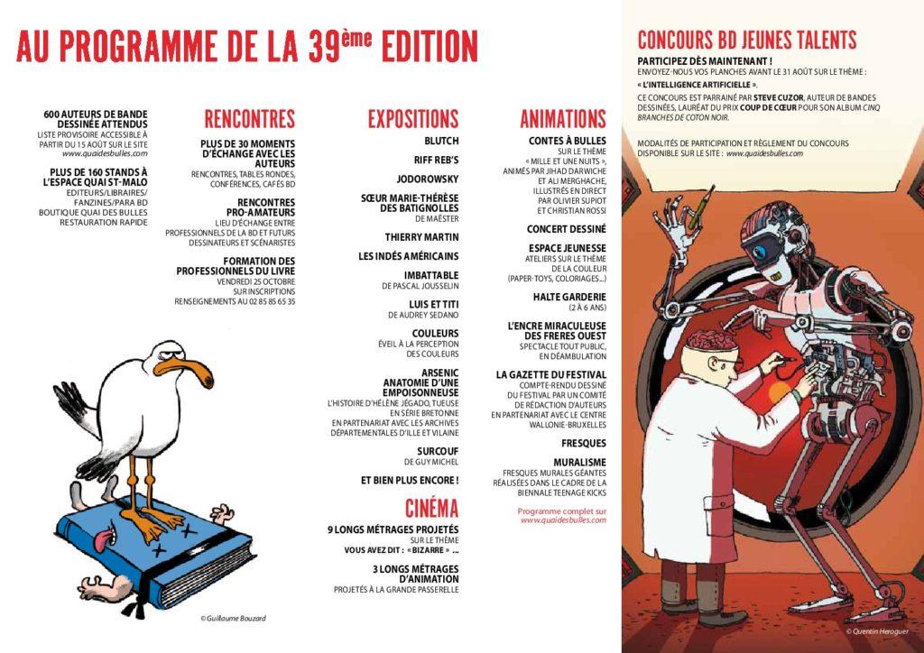 Extrait BD Michel Plessix